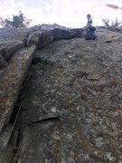 Rock Climbing Photo: All clean!