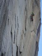 Rock Climbing Photo: Ryan on brain dead