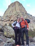 Rock Climbing Photo: Devils Tower