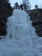 Rock Climbing Photo: Windy Saddle.