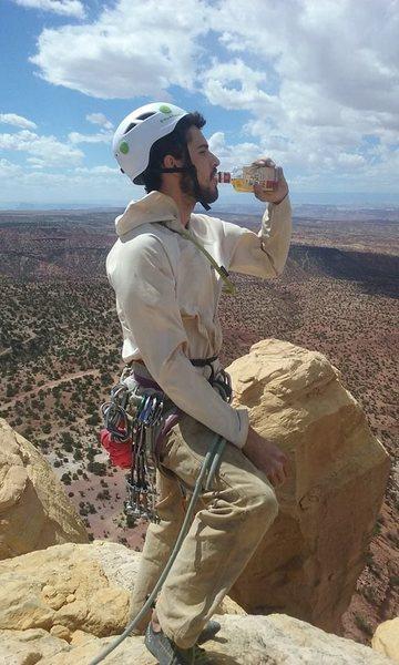 Rock Climbing Photo: Tower!