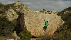 Rock Climbing Photo: The Crystal Ship.
