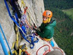 Rock Climbing Photo: Sous Le Toit