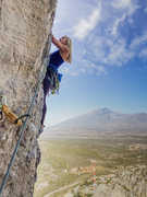 Rock Climbing Photo: the money pitch!