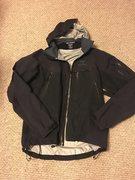 Rock Climbing Photo: Arcteryx jacket