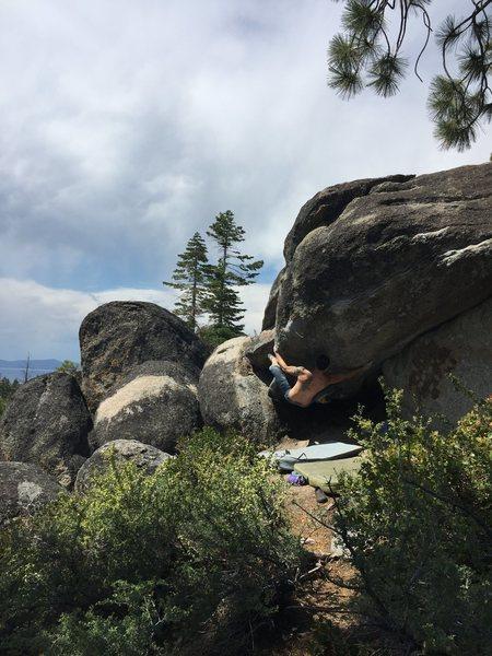 Zephyr Cove Boulders