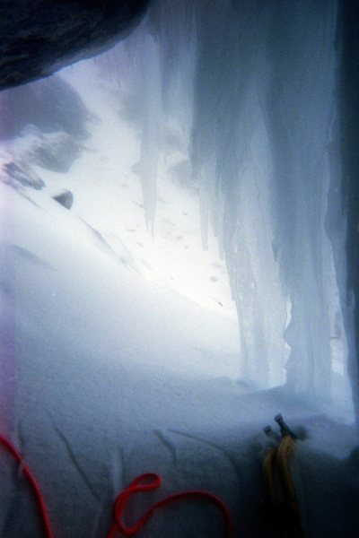 Awesome Cave/Belay Tuckermans (2)