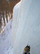 Rock Climbing Photo: Amazing Rumney Ice (2014-2015)
