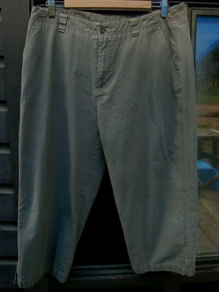 RR Cotton Twill Capri's