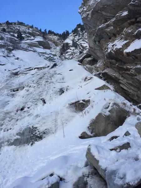 Rock Climbing Photo: GWI 12/18