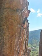 Rock Climbing Photo: Psychotomic