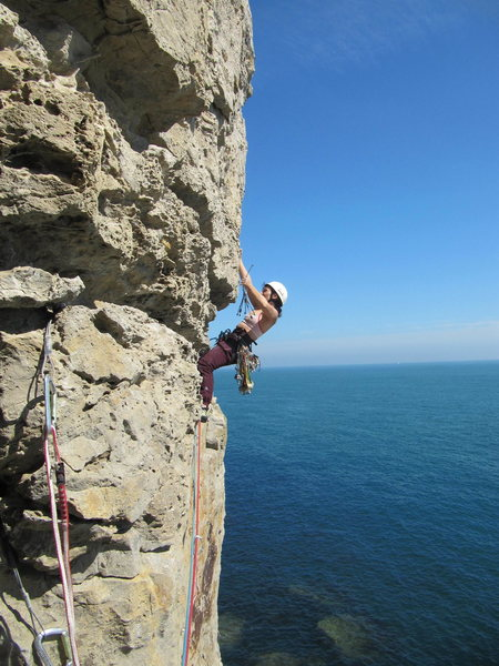 Rock Climbing Photo: Tatra, Swanage
