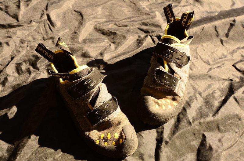 lasportiva tarentual velcro shoes