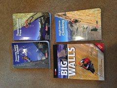 Sierra Guidebooks
