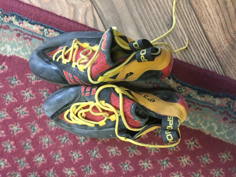 La Sportiva Genius Size 42.5<br> $115