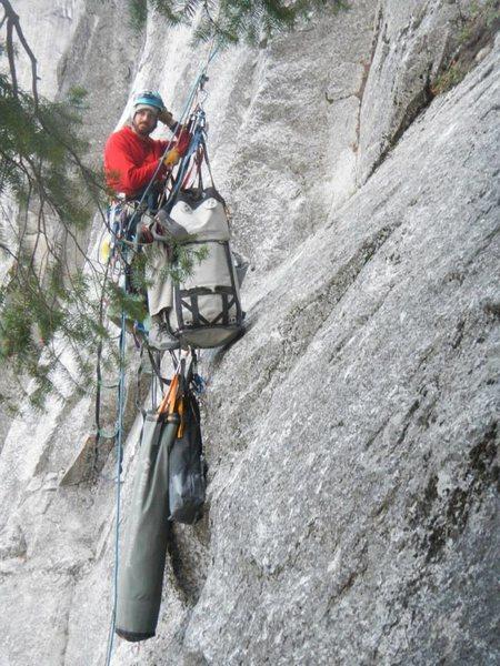 Rock Climbing Photo: Jericho