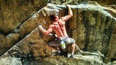 Rock Climbing Photo: The Lobby