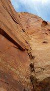 Rock Climbing Photo: Grand dihedral