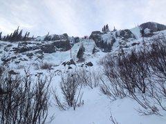 Rock Climbing Photo: Lincoln 19.12.16.