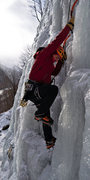 Rock Climbing Photo: Climber on Pitchoff Right.