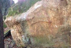 Rock Climbing Photo: Slopers