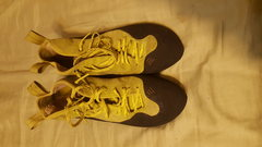 Rock Climbing Photo: Butora Alturas Green size 42.5. Used for one seaso...