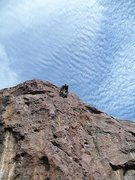 Rock Climbing Photo: Buttress Fly