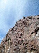 Rock Climbing Photo: Buttress Fly