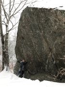 Rock Climbing Photo: For scale