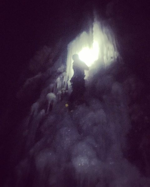 Storm Mountain Falls
