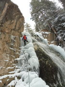 Rock Climbing Photo: Fourth flow, Hayden Carpenter on lead.  Photo: Tom...