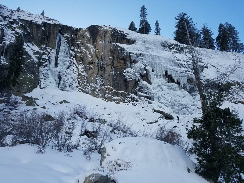 Coldstream canyon