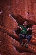 Rock Climbing Photo: Sweet hueco rest