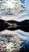 Rock Climbing Photo: Skagwuay reservoir.