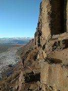 Rock Climbing Photo: Vantage