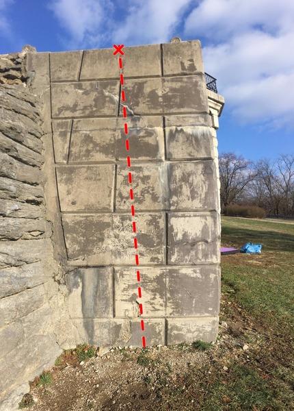 Bauman's Problem. Very slopey and balancy.