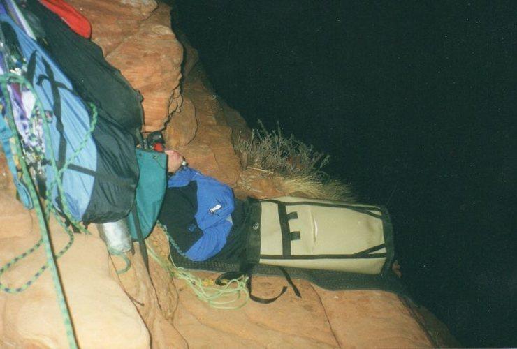 Rock Climbing Photo: classic