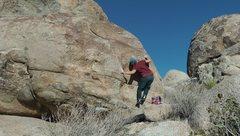 Rock Climbing Photo: right exit