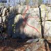 Der Felsblock und ich & surroundings