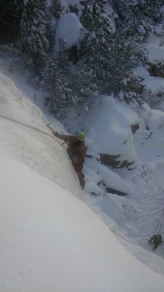 Rock Climbing Photo: Deadbolt