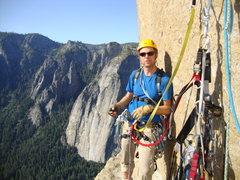 Rock Climbing Photo: Bismark, Mescalito