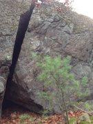 Rock Climbing Photo: Opal.