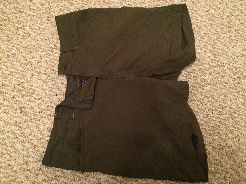Patagonia w's shorts