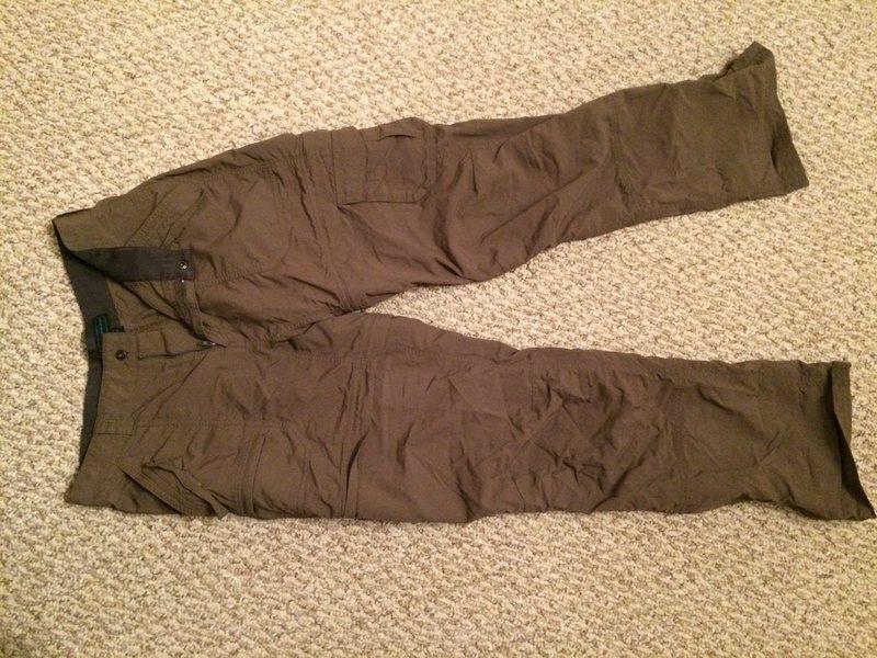EMS hiking pants