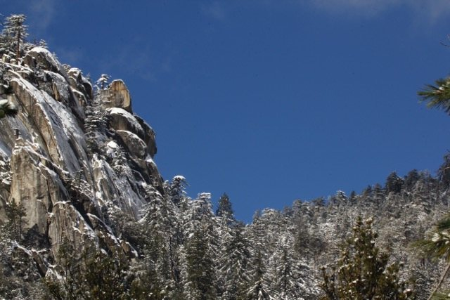 Rock Climbing Photo: Burrr
