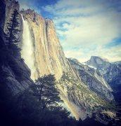 Rock Climbing Photo: Magic!