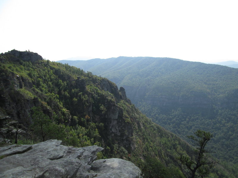 Linville Gorge in all its splendor