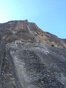 Rock Climbing Photo: The prow P1 via jojo