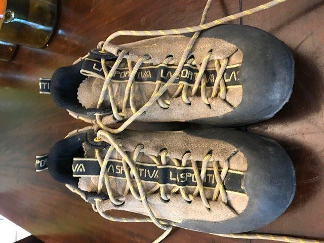Rock Climbing Photo: Shoe1
