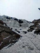 Silverplume Falls, 12-28-16.